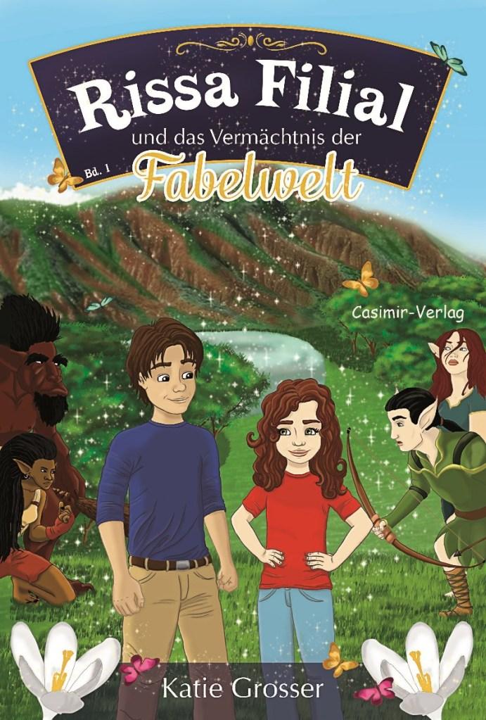 Buchcover - Klein