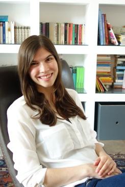 Katie Grosser - Autorin